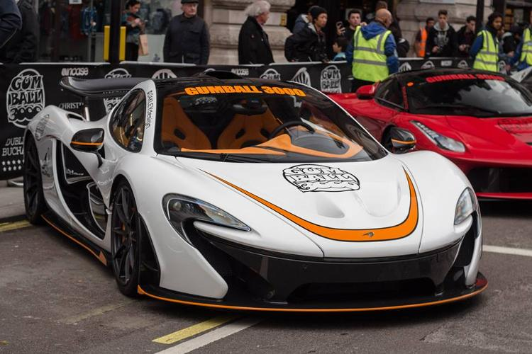 Gumball 3000 2016 londres