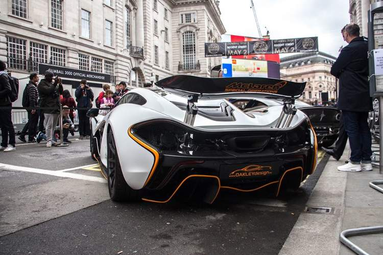 Gumball 3000 londres 2016