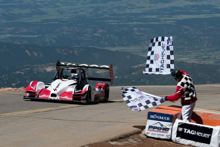 carrera Pikes Peak International Hill Climb