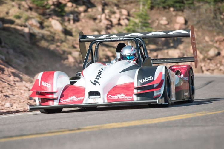 dumas record Pikes Peak International Hill Climb