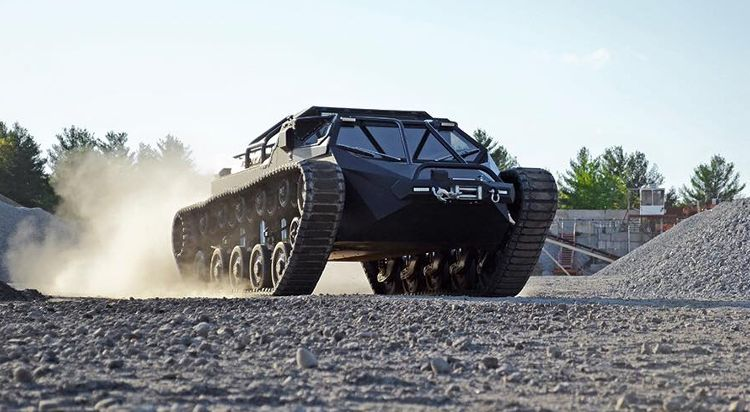 tanque Ripsaw EV2