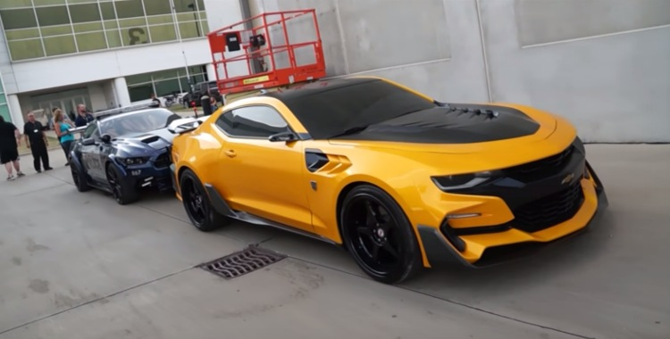 video coches transformers 5