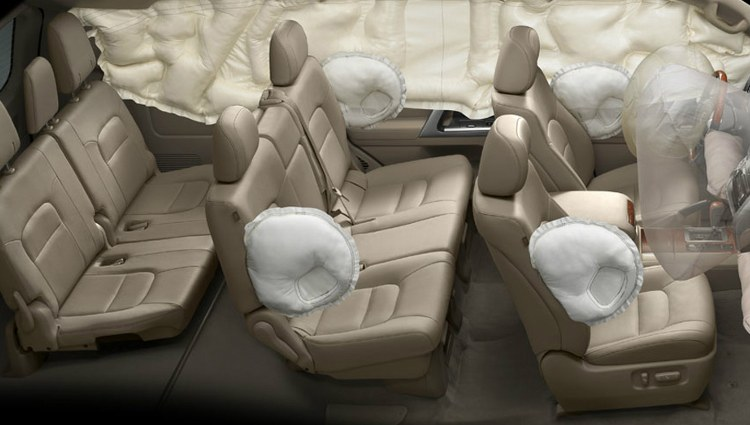 National Highway Traffic Safety Administration airbags