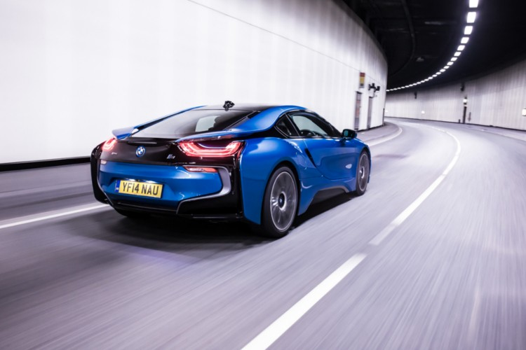 bmw i8 fotos