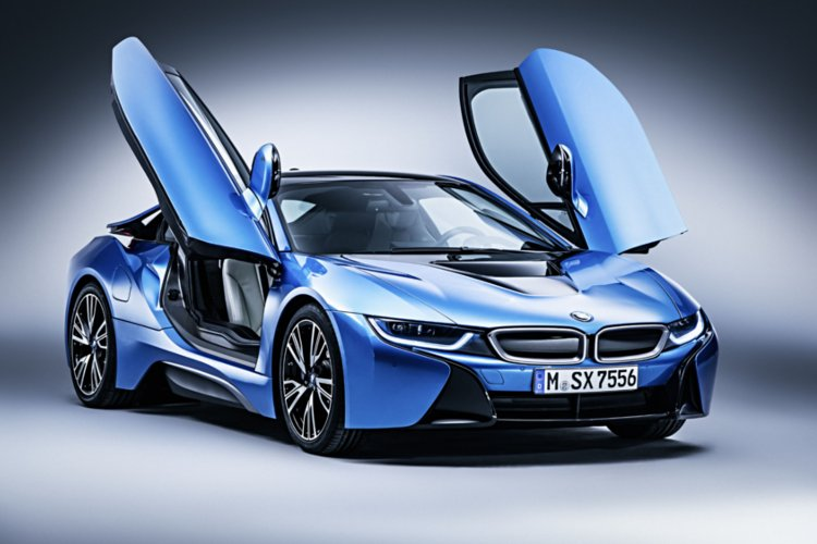 fotos bmw i8
