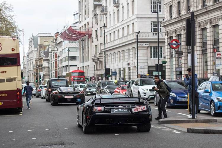 fotos mejores coches Gumball 3000 2016
