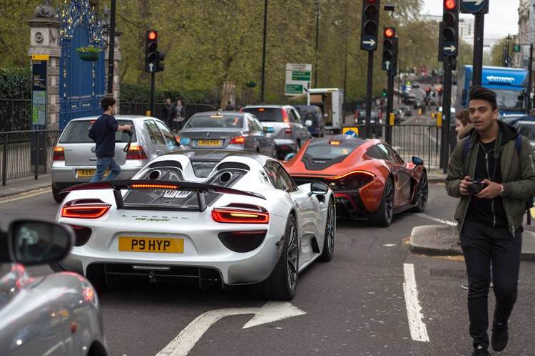 fotos mejores coches Gumball 3000